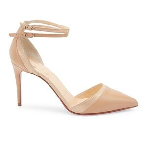 Christian Louboutin Uptown Double Leather Pump